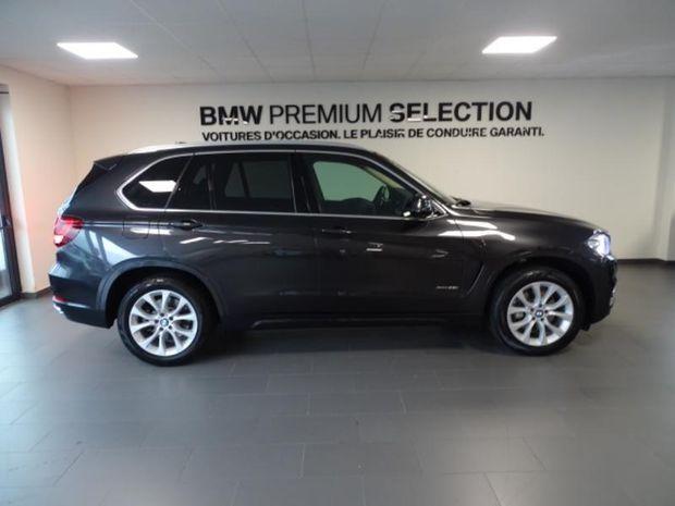 Photo miniature de la BMW X5 xDrive35iA 306ch Exclusive 2018 d'occasion