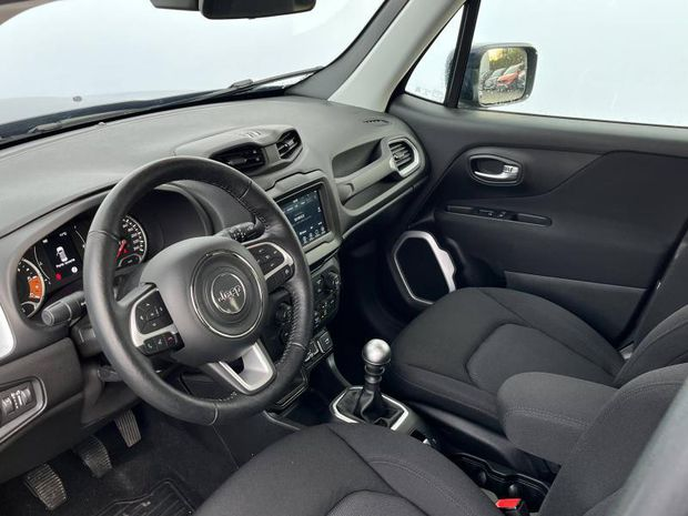 Photo miniature de la Jeep Renegade 1.6 MultiJet 120ch Quicksilver Winter Edition MY20 2021 d'occasion