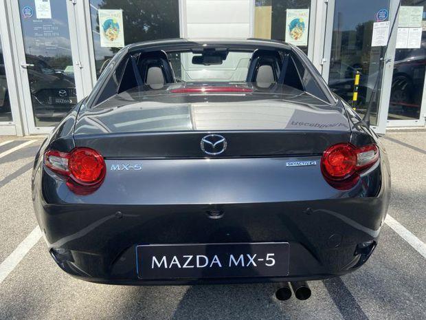 Photo miniature de la Mazda MX5 MX-5 RF 2.0 SKYACTIV-G 184ch Sélection Euro6d-T 2021 2021 d'occasion