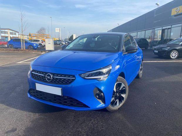 Photo miniature de la Opel Corsa Corsa-e 136 Elegance Gps Caméra Carplay 2021 d'occasion