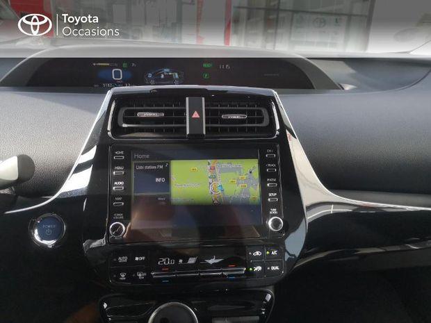 Photo miniature de la Toyota Prius Rechargeable 122h Solar MC19 2020 d'occasion
