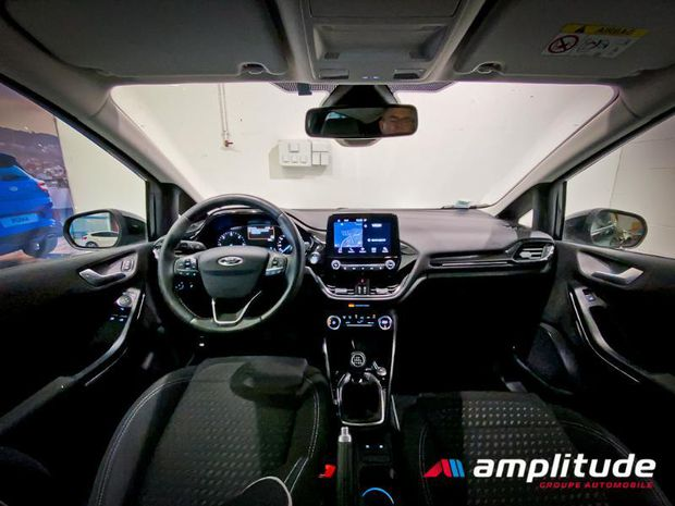 Photo miniature de la Ford Fiesta 1.5 TDCi 85ch Stop&Start Titanium 3p 2017 d'occasion
