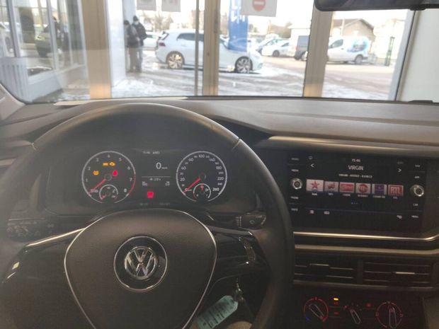 Photo miniature de la Volkswagen Polo 1.0 65 Trendline Business 2018 d'occasion