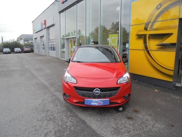 Photo miniature de la Opel Corsa 1.4 90ch Black Edition 3p 2018 d'occasion