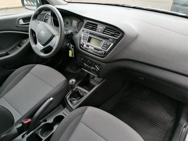 Photo miniature de la Hyundai i20 1.2 75ch Classic 2018 d'occasion