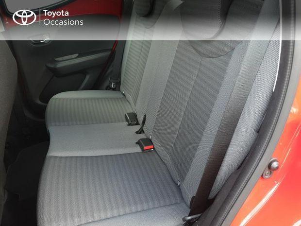 Photo miniature de la Toyota Aygo 1.0 VVT-i 72ch x-play 5p 2018 d'occasion
