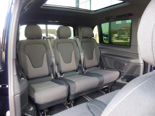 Photo miniature de la Mercedes Classe V 220 d Long Style 9G-Tronic 2020 d'occasion