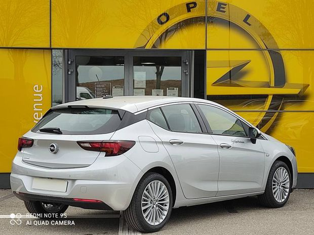 Photo miniature de la Opel Astra 1.2 Turbo 130 Elegance Business Caméra Carplay 2021 d'occasion