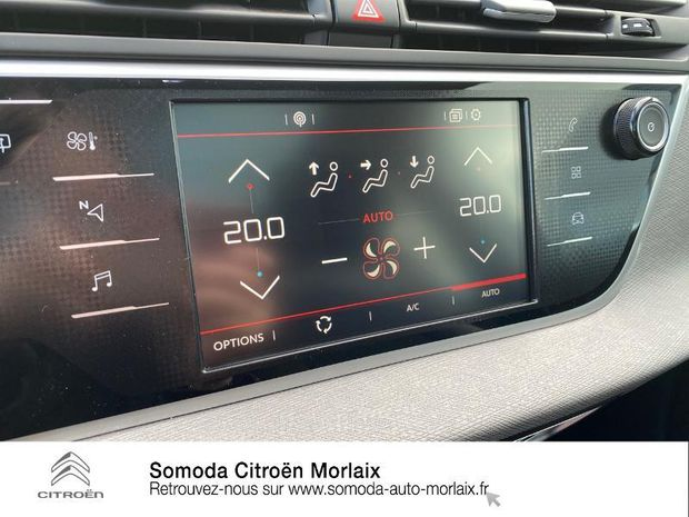Photo miniature de la Citroën Grand C4 Spacetourer PureTech 130ch S&S Shine Pack EAT8 7cv 2020 d'occasion