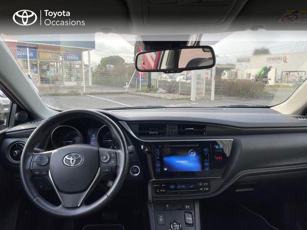 Photo miniature de la Toyota Auris HSD 136h Design 2017 d'occasion