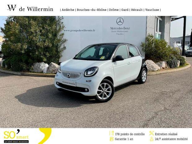 Photo miniature de la Smart forfour 90ch passion twinamic E6c 2019 d'occasion