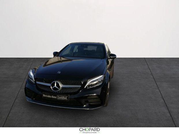 Photo miniature de la Mercedes Classe C 300 de 194+122ch AMG Line 9G-Tronic 2019 d'occasion