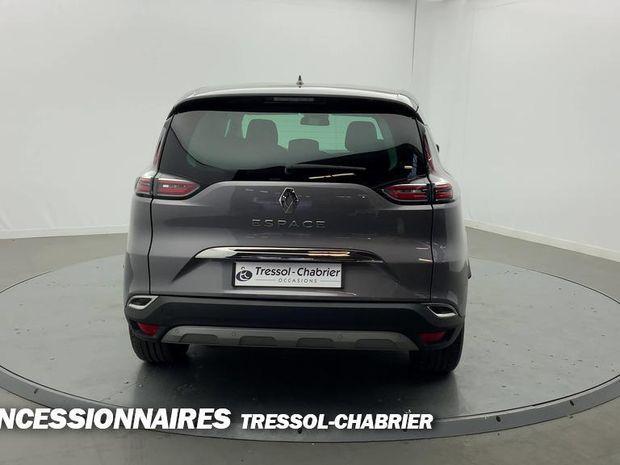 Photo miniature de la Renault Espace Blue dCi 160 EDC Intens 2019 d'occasion