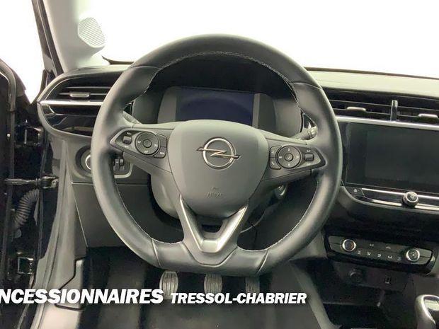 Photo miniature de la Opel Corsa 1.5 Diesel 100 ch BVM6 Elegance 2020 d'occasion