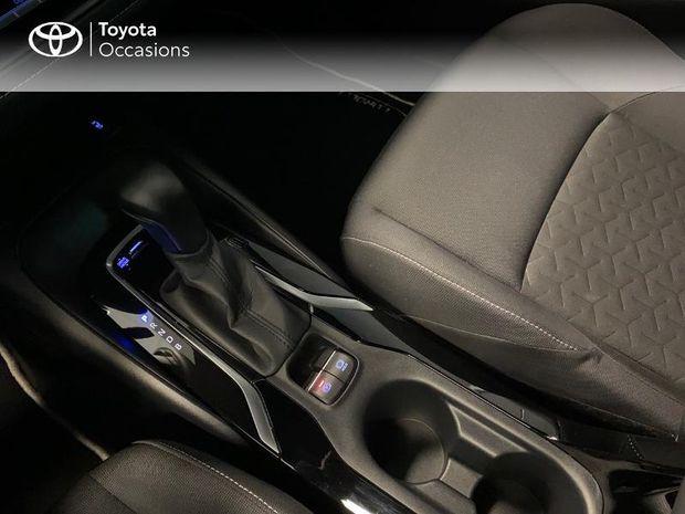 Photo miniature de la Toyota Corolla 122h Dynamic Business MY20 + lombaire 2020 d'occasion