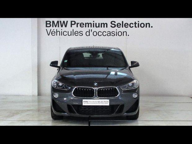 Photo miniature de la BMW X2 sDrive18dA 150ch M Sport Euro6d-T 118g 2019 d'occasion