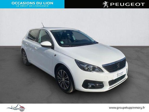 Photo miniature de la Peugeot 308 1.5 BlueHDi 130ch S&S Roadtrip 2020 d'occasion