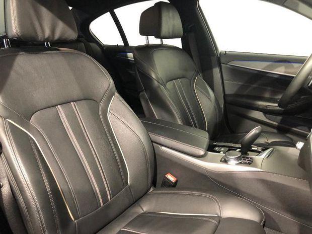 Photo miniature de la BMW Serie 5 520dA xDrive 190ch M Sport Steptronic 2018 d'occasion