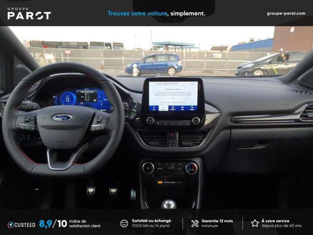 Photo miniature de la Ford Puma 1.0 EcoBoost 125ch mHEV ST-Line 6cv 2021 d'occasion