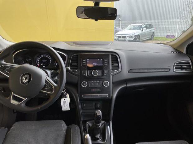 Photo miniature de la Renault Megane 1.3 TCe 115ch FAP Life 2018 d'occasion