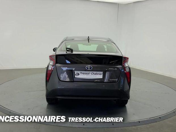 Photo miniature de la Toyota Prius Hybride Lounge 2017 d'occasion