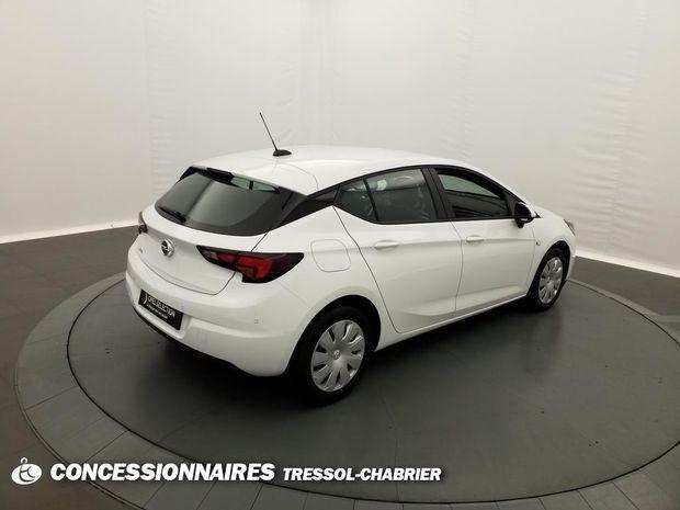 Photo miniature de la Opel Astra 1.5 Diesel 122 ch BVA9 Edition Business 2020 d'occasion