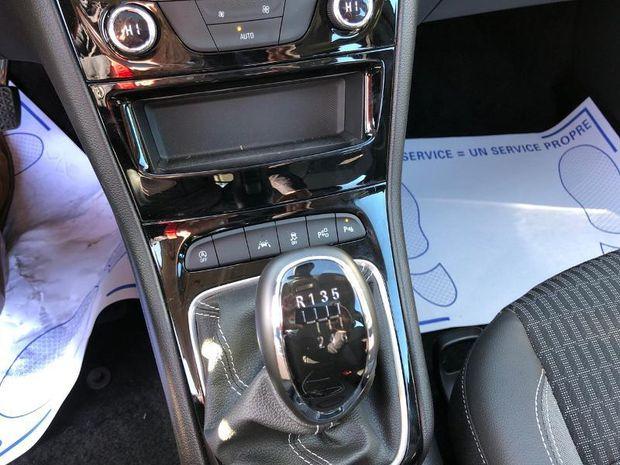 Photo miniature de la Opel Astra Sports Tourer 1.5 D 122ch Elegance Business 2020 d'occasion