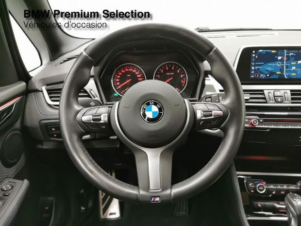 Photo miniature de la BMW Serie 2 Gran Tourer 218iA 136ch M Sport 2018 d'occasion