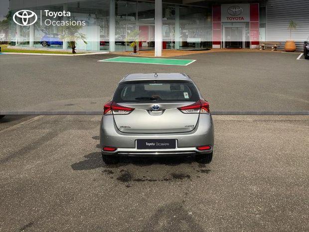 Photo miniature de la Toyota Auris HSD 136h Design 2019 d'occasion