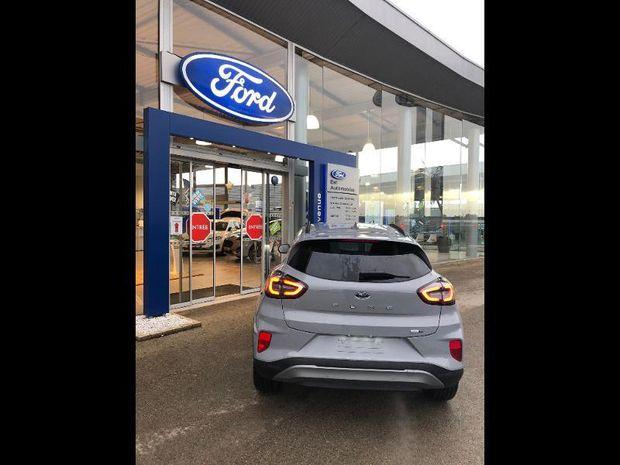 Photo miniature de la Ford Puma 1.0 EcoBoost 125ch mHEV Titanium X 2021 d'occasion
