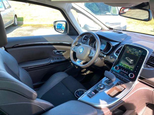 Photo miniature de la Renault Espace 2.0 Blue dCi 160ch Zen EDC 2019 d'occasion
