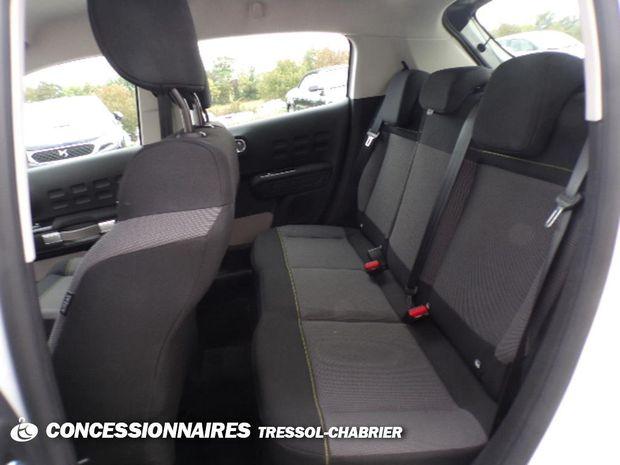 Photo miniature de la Citroën C3 PureTech 82 S&S ELLE 2019 d'occasion