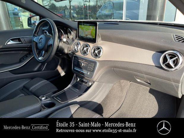 Photo miniature de la Mercedes GLA Classe  200 d Sensation 7G-DCT 2017 d'occasion