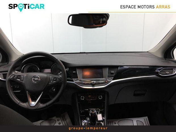 Photo miniature de la Opel Astra 1.2 Turbo 110ch Elegance Business 6cv 2020 d'occasion