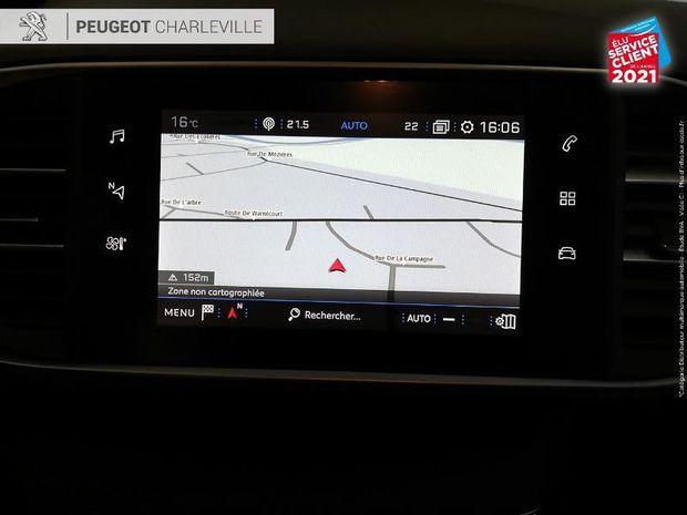 Photo miniature de la Peugeot 308 1.2 PureTech 130ch E6.c S/S Style EAT8 Mirror Screen Radar AR 2019 d'occasion