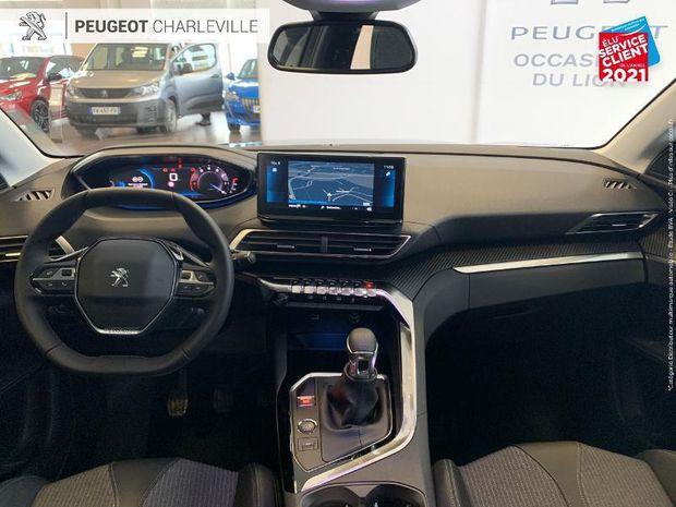 Photo miniature de la Peugeot 3008 1.2 PureTech 130ch S&S Allure 2020 d'occasion