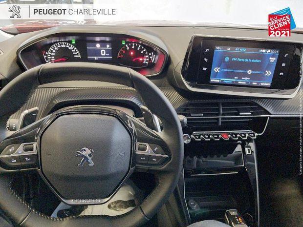 Photo miniature de la Peugeot 2008 1.5 BlueHDi 130ch S&S Allure EAT8 2020 d'occasion