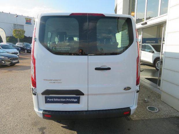 Photo miniature de la Ford Transit Custom Kombi 320 L2H1 2.0 EcoBlue 130ch Trend Business 161g Euro6.2 2019 d'occasion