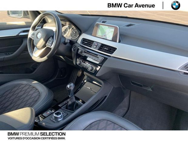 Photo miniature de la BMW X1 sDrive18d 150ch xLine 2017 d'occasion