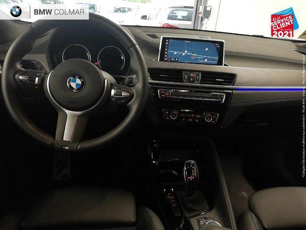 Photo miniature de la BMW X2 sDrive18iA 140ch M Sport DKG7 Euro6d-T 2020 d'occasion
