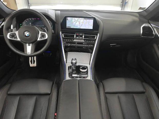 Photo miniature de la BMW Serie 8 Cabriolet 840dA 320ch xDrive M Sport Technic Feu Laser Siege chauffant 2019 d'occasion