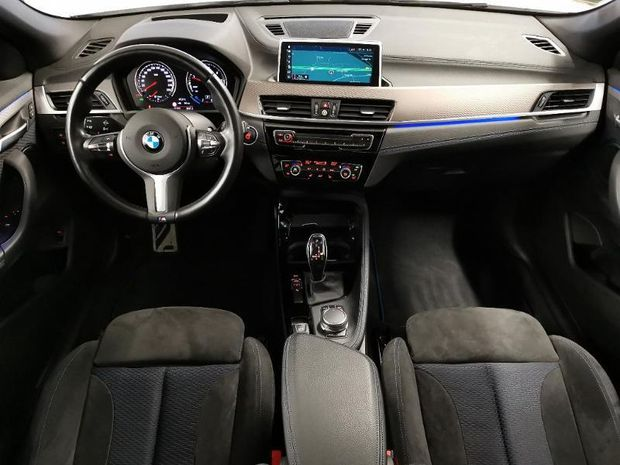 Photo miniature de la BMW X2 sDrive18dA 150ch M Sport Euro6d-T 118g Cam Sieges Chauf Touvrant HUD Clim Auto BI-Z Full LED 2019 d'occasion
