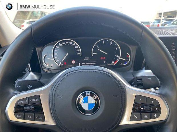 Photo miniature de la BMW Serie 3 320dA 190ch Lounge Siege chauffant Clim BI-Z GPS 2019 d'occasion