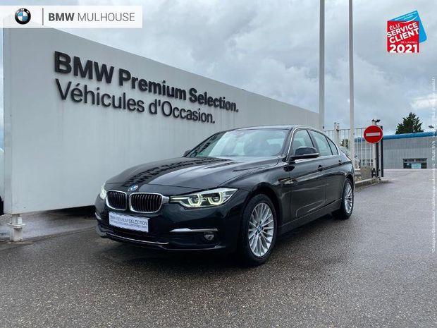 Photo miniature de la BMW Serie 3 318dA 150ch Luxury Ultimate Euro6d-T HUD Clim BI-Z Camera Siege chauffant T ouvrant 2019 d'occasion