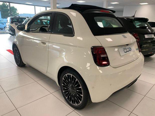 Photo miniature de la Fiat 500 C e 118ch Icône Plus 2021 d'occasion
