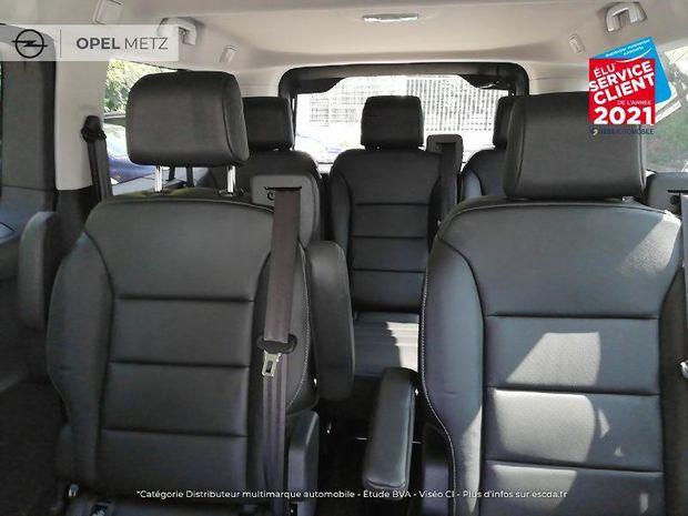 Photo miniature de la Opel Zafira Life L3 Zafira-e Life 200 136ch Business Elegance 2020 d'occasion