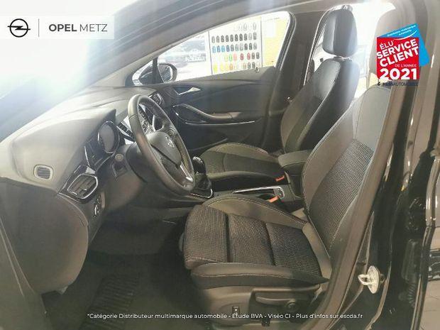 Photo miniature de la Opel Astra 1.2 Turbo 110ch Elegance GPS Radar AV/AR LED 2020 d'occasion