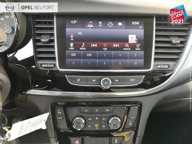 Photo miniature de la Opel Mokka X 1.6 D 136 Black Edition 4x2 GPS Camera Radar AV/AR 2019 d'occasion