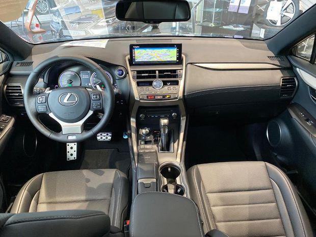 Photo miniature de la Lexus NX 300h 4WD F SPORT MM19 2020 d'occasion