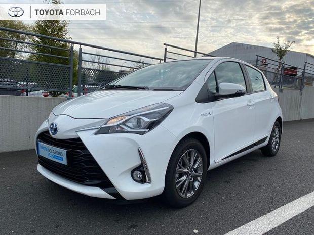 Photo miniature de la Toyota Yaris 100h Dynamic 5p RC19 2020 d'occasion